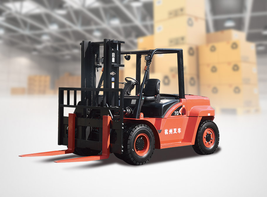 5-10吨X系列内燃叉车